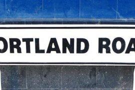 Portland road, W1W