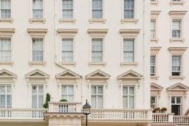 West Eaton Place, London, England, SW1X