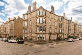 Comely Bank Road, Edinburgh, أسكتلندا, EH4