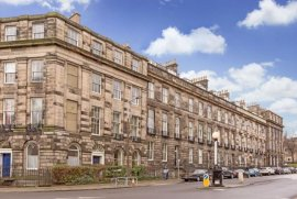 Great Stuart Street, Edinburgh, أسكتلندا, EH3
